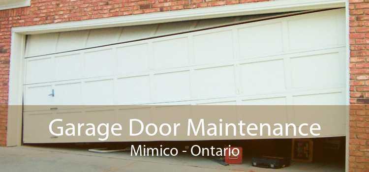 Garage Door Maintenance Mimico - Ontario