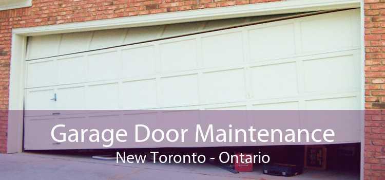 Garage Door Maintenance New Toronto - Ontario