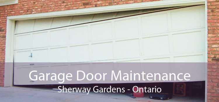 Garage Door Maintenance Sherway Gardens - Ontario
