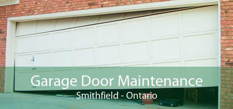 Garage Door Maintenance Smithfield - Ontario