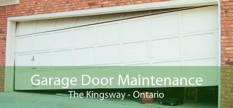 Garage Door Maintenance The Kingsway - Ontario