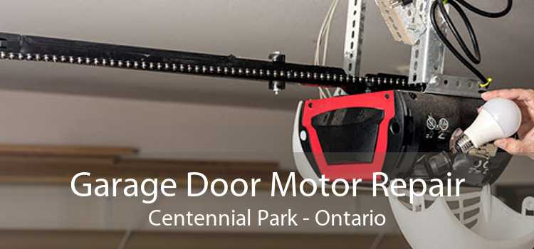 Garage Door Motor Repair Centennial Park - Ontario