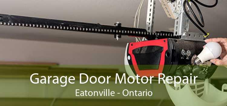 Garage Door Motor Repair Eatonville - Ontario