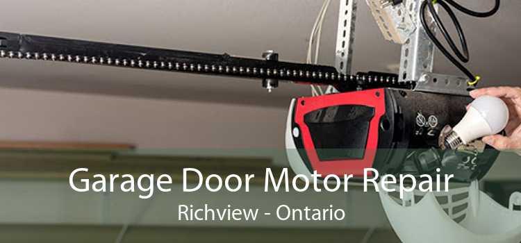 Garage Door Motor Repair Richview - Ontario