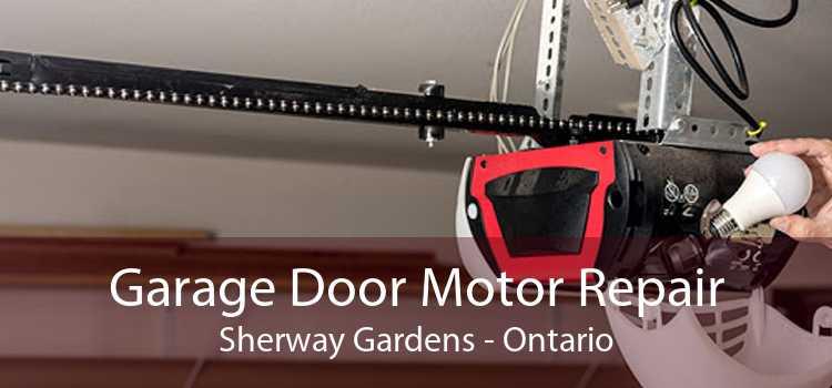Garage Door Motor Repair Sherway Gardens - Ontario