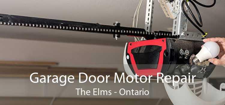 Garage Door Motor Repair The Elms - Ontario