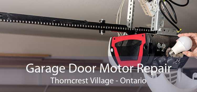 Garage Door Motor Repair Thorncrest Village - Ontario