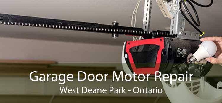 Garage Door Motor Repair West Deane Park - Ontario
