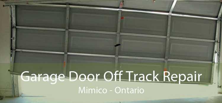 Garage Door Off Track Repair Mimico - Ontario