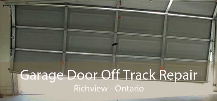 Garage Door Off Track Repair Richview - Ontario