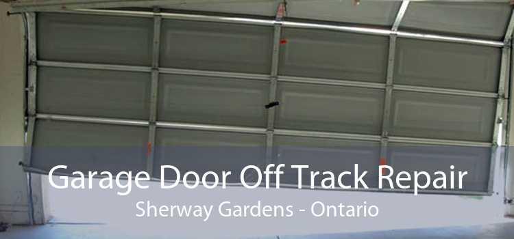 Garage Door Off Track Repair Sherway Gardens - Ontario
