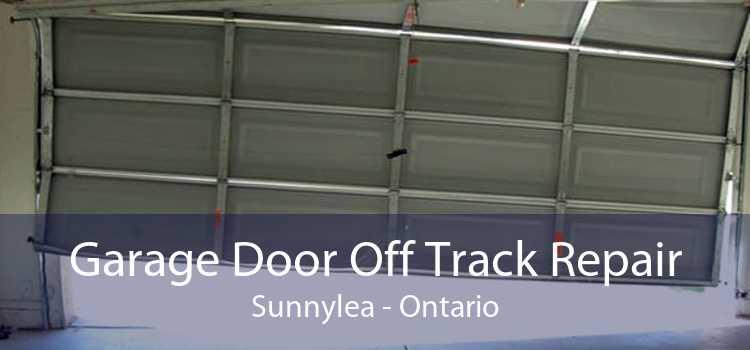 Garage Door Off Track Repair Sunnylea - Ontario