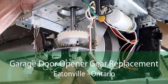 Garage Door Opener Gear Replacement Eatonville - Ontario