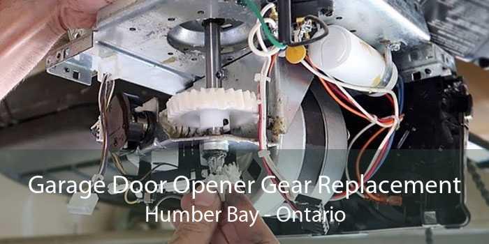 Garage Door Opener Gear Replacement Humber Bay - Ontario