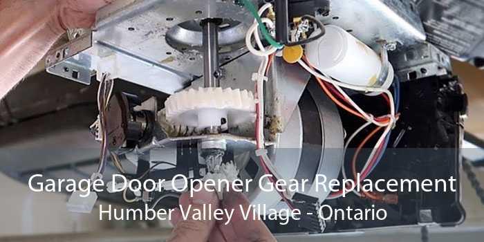 Garage Door Opener Gear Replacement Humber Valley Village - Ontario