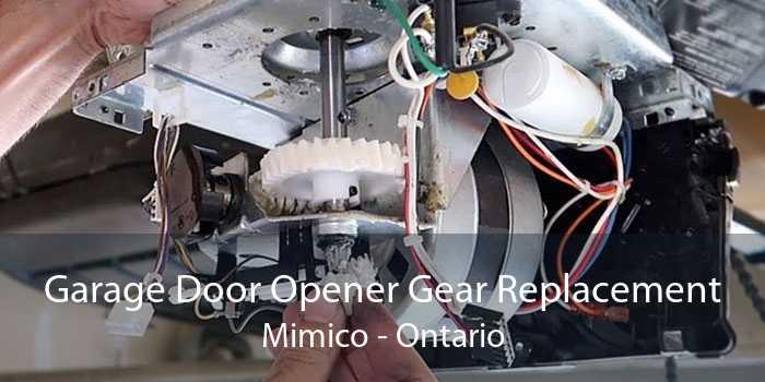 Garage Door Opener Gear Replacement Mimico - Ontario