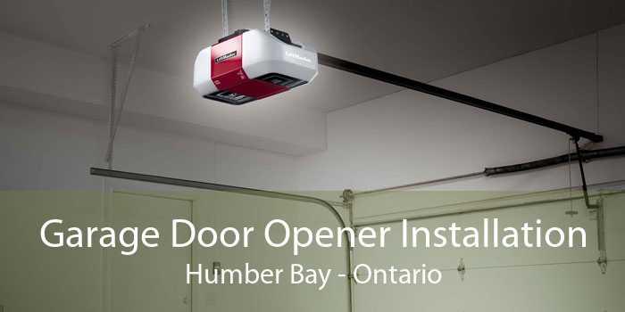 Garage Door Opener Installation Humber Bay - Ontario
