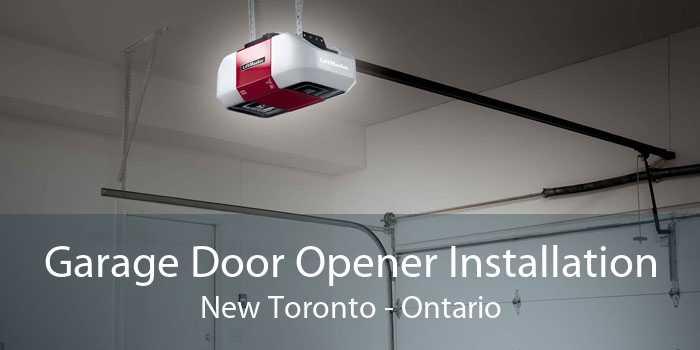 Garage Door Opener Installation New Toronto - Ontario