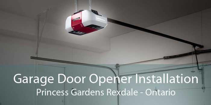 Garage Door Opener Installation Princess Gardens Rexdale - Ontario