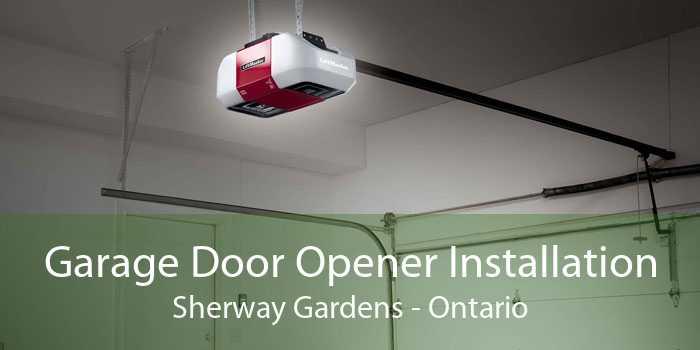 Garage Door Opener Installation Sherway Gardens - Ontario