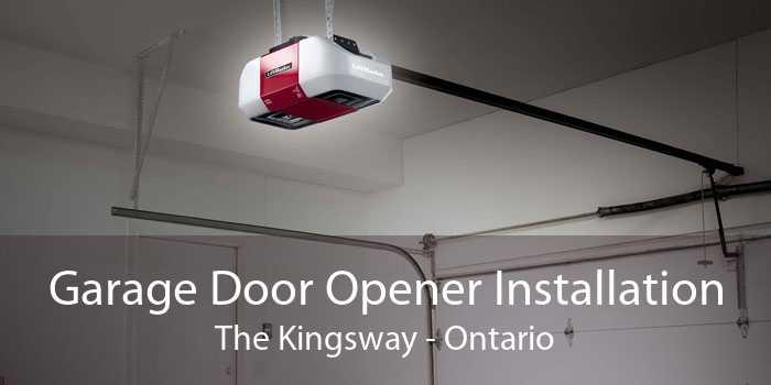 Garage Door Opener Installation The Kingsway - Ontario