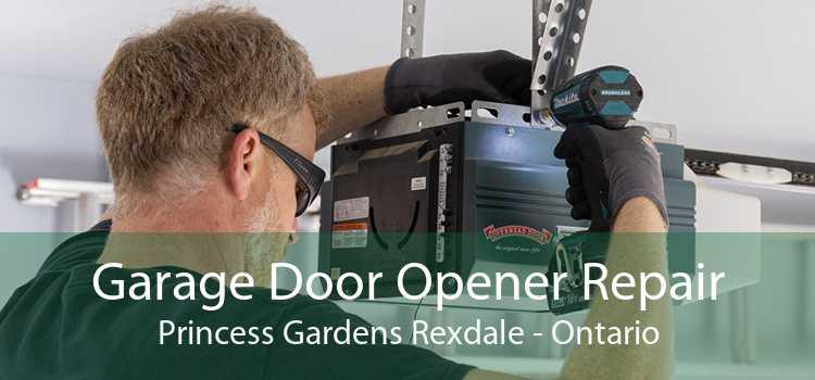Garage Door Opener Repair Princess Gardens Rexdale - Ontario