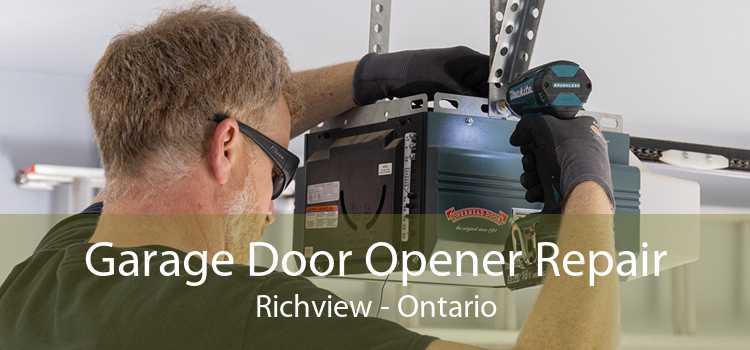 Garage Door Opener Repair Richview - Ontario