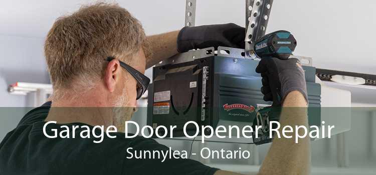 Garage Door Opener Repair Sunnylea - Ontario