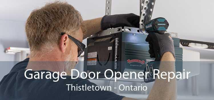 Garage Door Opener Repair Thistletown - Ontario