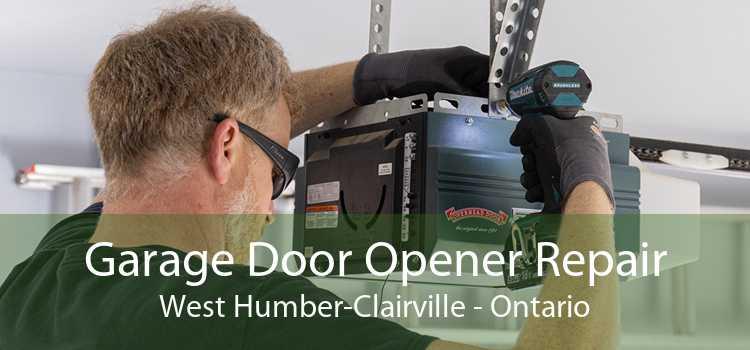 Garage Door Opener Repair West Humber-Clairville - Ontario