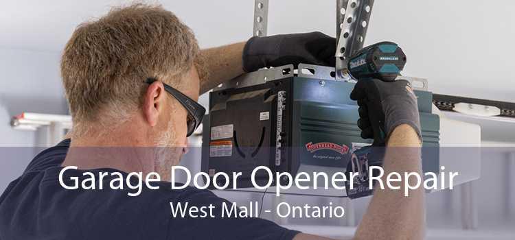 Garage Door Opener Repair West Mall - Ontario