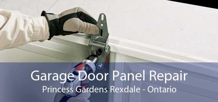 Garage Door Panel Repair Princess Gardens Rexdale - Ontario