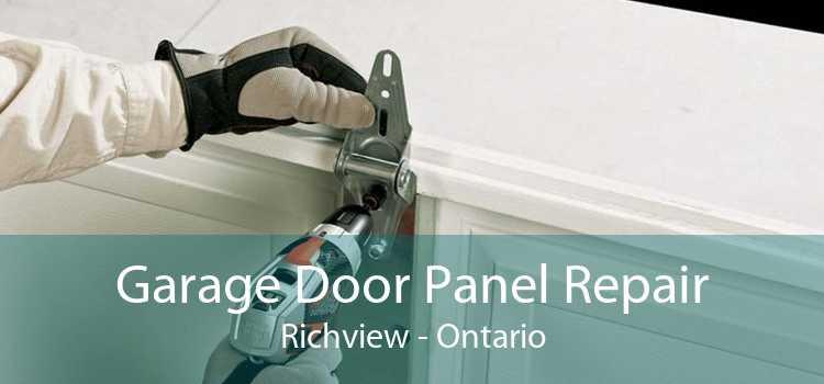 Garage Door Panel Repair Richview - Ontario