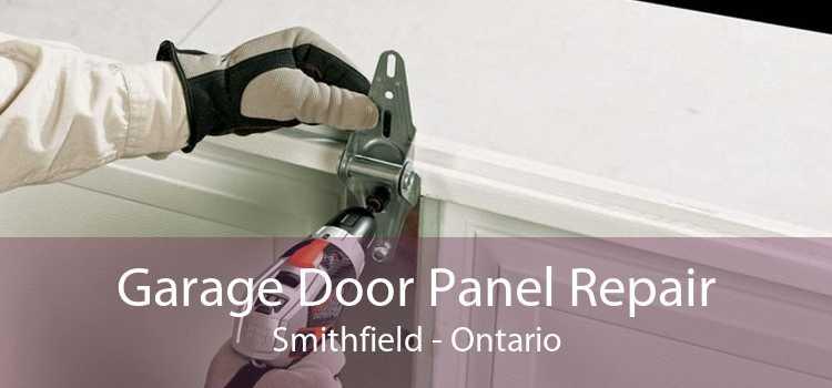 Garage Door Panel Repair Smithfield - Ontario