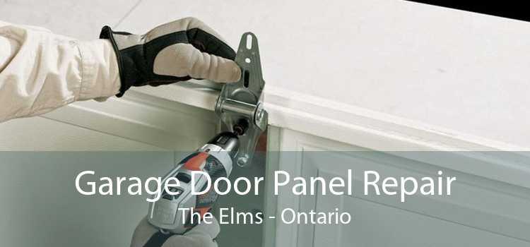 Garage Door Panel Repair The Elms - Ontario