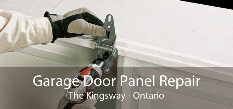 Garage Door Panel Repair The Kingsway - Ontario