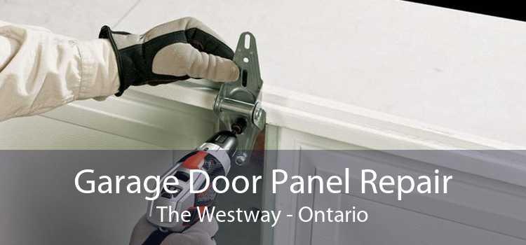 Garage Door Panel Repair The Westway - Ontario