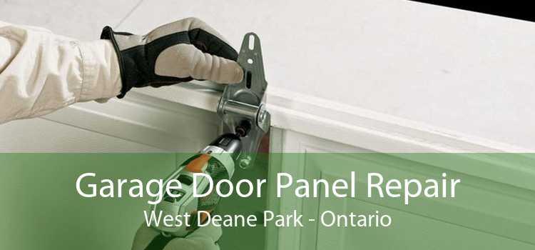 Garage Door Panel Repair West Deane Park - Ontario