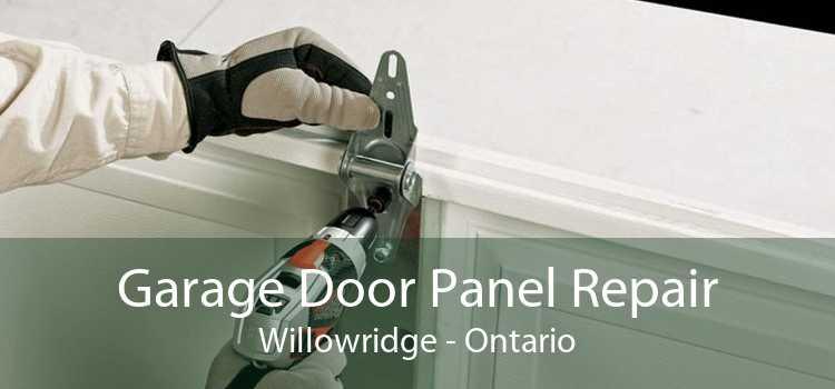 Garage Door Panel Repair Willowridge - Ontario