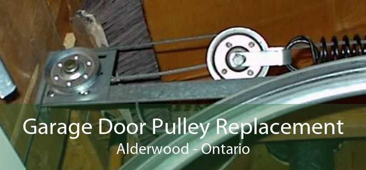 Garage Door Pulley Replacement Alderwood - Ontario