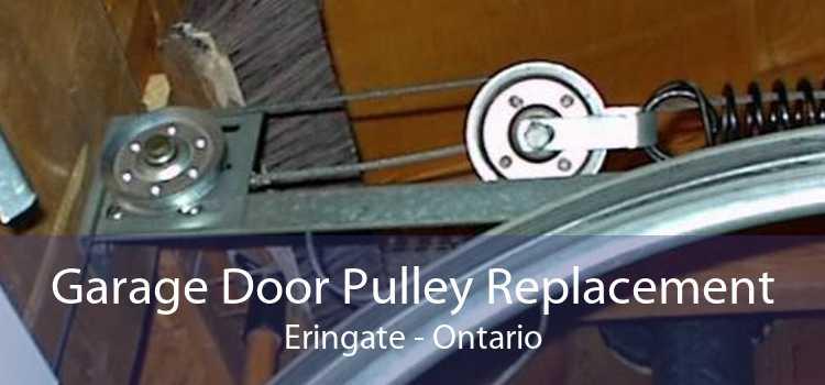 Garage Door Pulley Replacement Eringate - Ontario