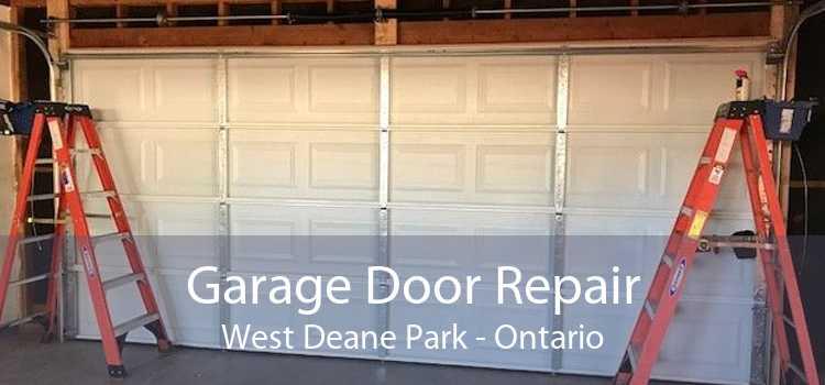 Garage Door Repair West Deane Park - Ontario