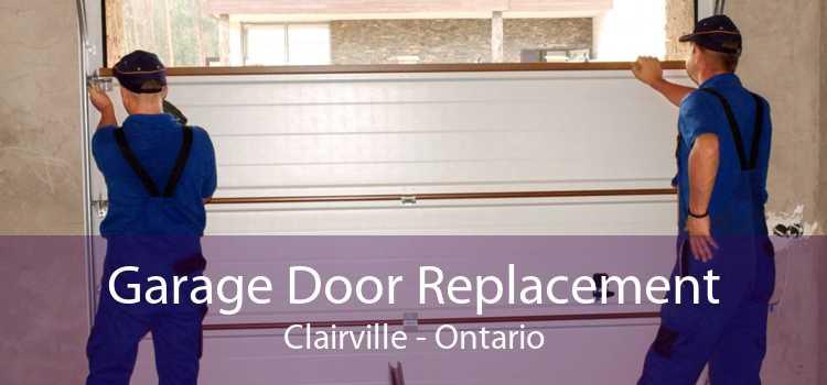 Garage Door Replacement Clairville - Ontario