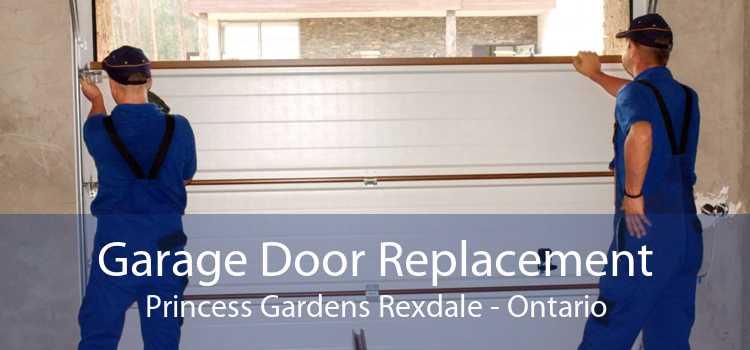 Garage Door Replacement Princess Gardens Rexdale - Ontario
