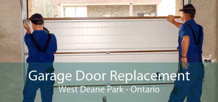 Garage Door Replacement West Deane Park - Ontario