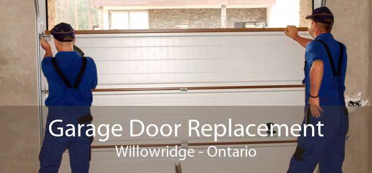 Garage Door Replacement Willowridge - Ontario