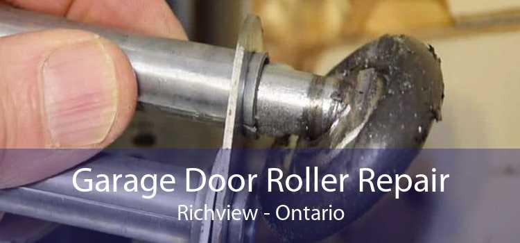 Garage Door Roller Repair Richview - Ontario