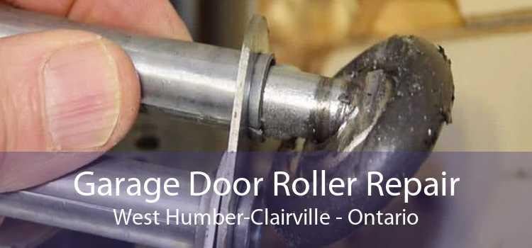 Garage Door Roller Repair West Humber-Clairville - Ontario