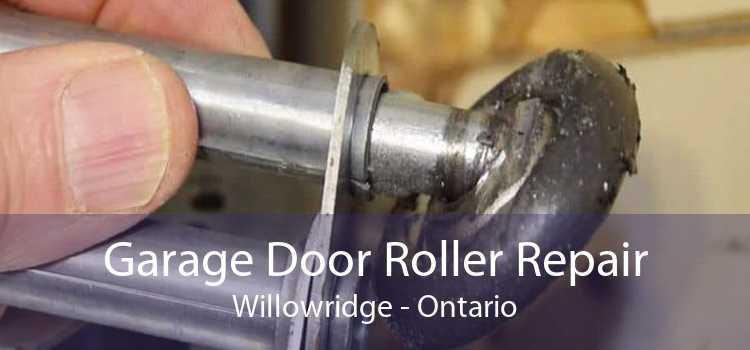 Garage Door Roller Repair Willowridge - Ontario