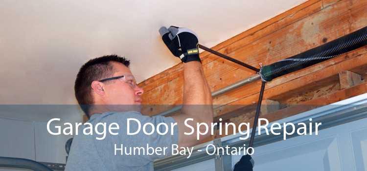 Garage Door Spring Repair Humber Bay - Ontario